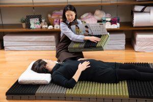 妊婦さんマットレス
